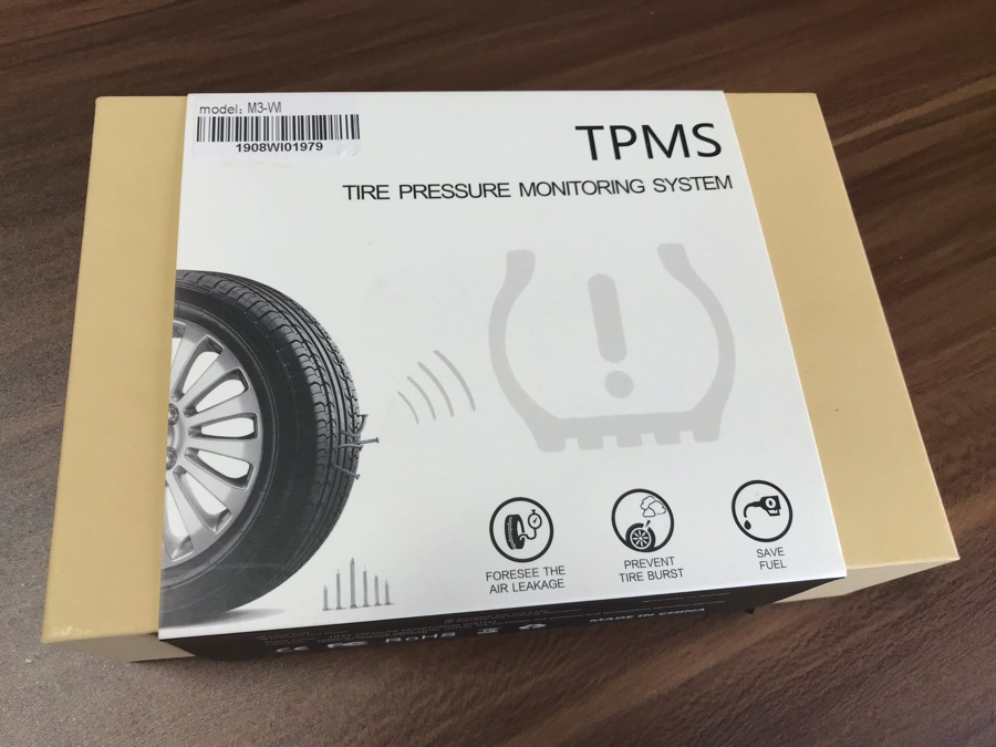 TPMS タイヤ空気圧監視システム