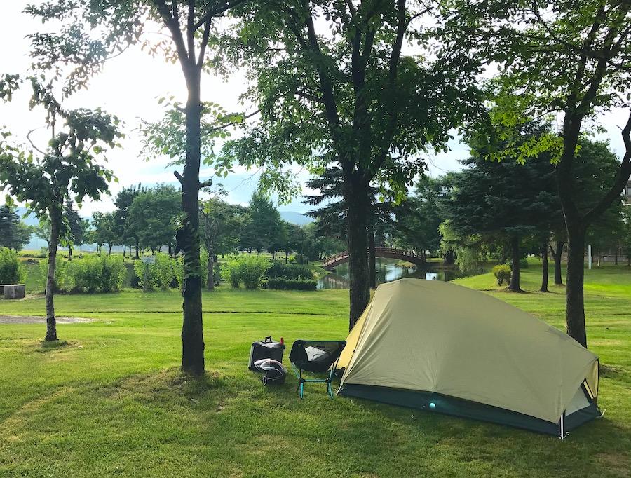 新十津川青少年交流キャンプ村